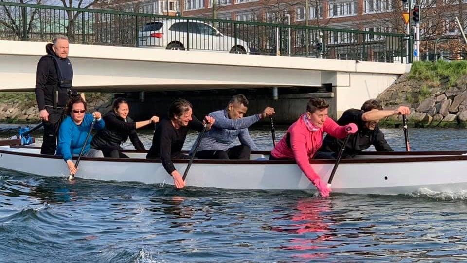 Drakbåtssektionen 6